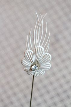 Who is the Peacock  Stunning Art Nouveau Hat Pin