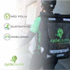 3 super poderes da bicicleta. Instrumento de trabalho da Cyclecourier de Braga #naopolui #sustentabilidade #mobilidade #entregasrapidas #braga #cyclechic #cycle #courier #portugal #transporte