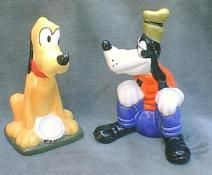 Disney's greatest mystery, Goofy and Pluto are both dogs, but Goofy wears clothes and talks