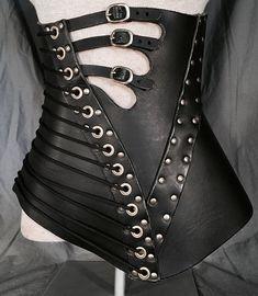 Sample underbust corset by Melisande Marie