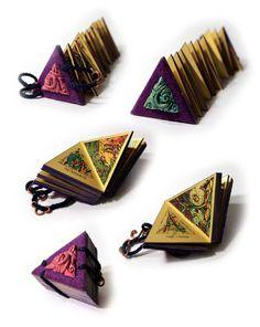 Bookbinding Tutorial: The Romantic Art Journal - Cloth Paper Scissors Book Crafts, Paper Crafts, Cadeau Couple, Homemade Books, Accordion Book, Bookbinding Tutorial, Art Journal Techniques, Mini Things, Book Binding