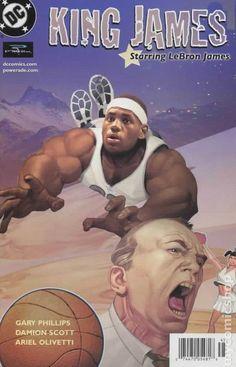 King James Starring LeBron James (2004) 1B Cavs
