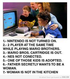 Nintendo Nes Ad