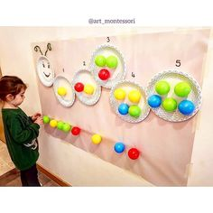 Easy, fun and effective counting activity 26 fun and easy activities and crafts for kids on cold winter days – Artofit Image may contain: 1 person Toddler Learning Activities, Counting Activities, Infant Activities, Preschool Crafts, Preschool Activities, Teaching Kids, Kids Learning, Math Games, Classroom Games