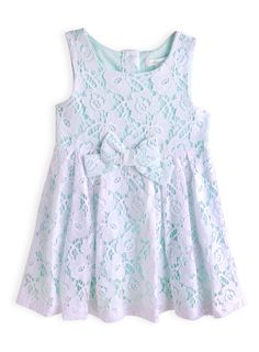 Do you adore this Pumpkin Patch Girls Lace Rose Trim Dress as much as us?