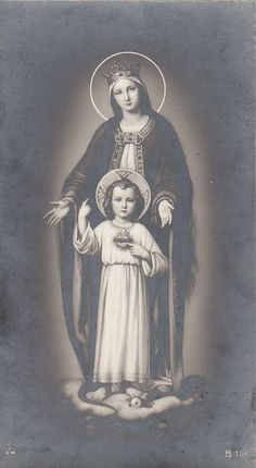 Our Lady of the Sacred Heart Catholic Prayers, Catholic Art, Catholic Saints, Religious Art, Roman Catholic, Religious Pictures, Jesus Pictures, Madonna, Catholic Wallpaper