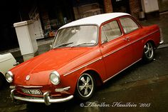 vw Type3 notchback