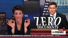 Rachel Maddow reports on a bizarre impasse between the House Oversight Committee and the Trump White House when a request for paperwork on the security clearance of disgraced former Trump NSA was met with the claim that such paperwork could not be...