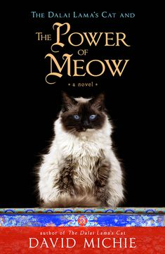 (USA & CANADA)  Enter by 3/10/17 for a chance to win a copy of THE POWER OF MEOW by David Michie from The Purrington Post here: http://www.thepurringtonpost.com/the-power-of-meow/ Please share and good luck! MEOW!
