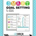10 Easy Steps to Goal Setting for Students. My middle school math students generally encounter a long list of obstacles! These obstacles tend to launch my students onto a rollercoaster of unpredictable results. Let's steady the variables that threaten student success.
