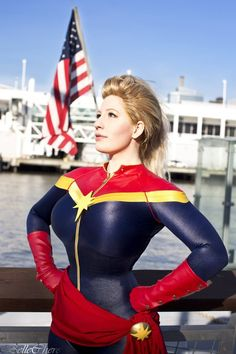 Brie Larson Captain Marvel Jacket Leather costume Outfit From Captain Marvel Movie 2019 This Captain Marvel jacket is so far the most trending superhero costume of We have made Costumes Marvel, Captain Marvel Costume, Marvel Cosplay, Ms Marvel, Marvel Art, Crazy Costumes, Super Hero Costumes, Marvel Characters, Marvel Movies