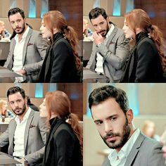 I can't forget those looks. Movie Couples, Hot Couples, Romantic Couples, Hard To Love, Big Love, Love Him, Me And Bae, The Best Series Ever, Elcin Sangu