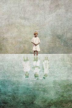 Beth Conklin - Mixed Media & Digital Art