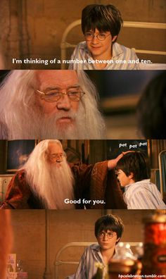 Professor Albus Percival Wulfric Brian Dumbledore, Order of Merlin (first class), Headmaster of Hogwarts School of Witchcraft and Wizardry, Supreme Mugwump of the International Confederation of Wizards, and Chief Warlock of the Wizengamot does not have time for your childish games, Harry.