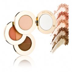 Eye Steppes goWarm   by Jane Iredale