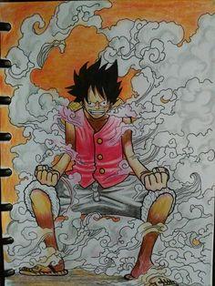 Manga draw #onepiece