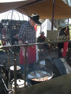 Chuckwagon Cookoff 1