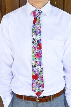 DIY Skinny Tie