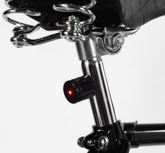 lucetta magnetic bicycle lights by pizzolorusso for palomar