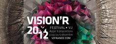 Vision'R Fesetival  Paris