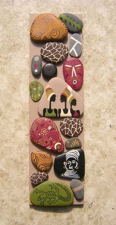 stone painting:
