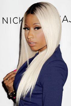 Nicki Minaj Platinum Hurr