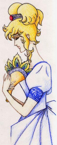 Fanarts Lady Oscar
