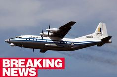BREAKING News: Military Plane Carrying 116 People Goes Missing