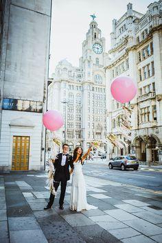 Wedding Couple . Wedding Photography . Creative Weddings