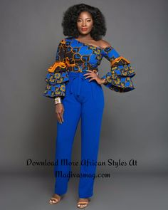 7 LATEST ANKARA STYLES YOU HAVE TO SEE