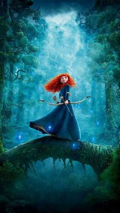 It's not the pixar film I expected but a great film nonetheless. Brave doesn… Es ist nicht der Pixar-Film, den Disney Pixar, Walt Disney, Disney Films, Disney E Dreamworks, Disney Amor, Animation Disney, Disney Love, Disney Magic, Disney Characters