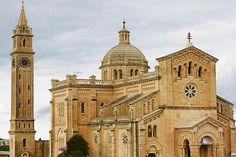 Malta | 'n Kerk op Gozo