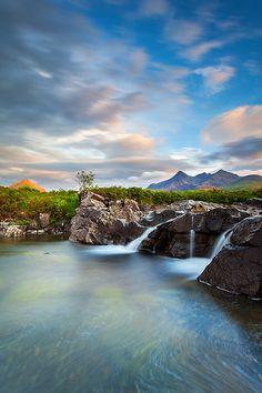 Scotland, Isle of Sk