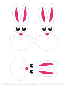 http://strawberrymommycakes.com/2016/02/29/adorable-and-free-easter-bunny-egg-printables/