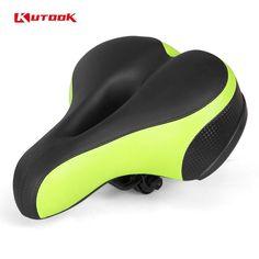 KUTOOK Bike Saddle Shock Resistant Seat for Bicycle MTB Thicken & Waterproof Bicycle Parts 216