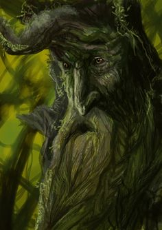 Never wanted to draw Treebeard untill today. Drawing ents is as much fun as drawing stone trolls! 1 hour in photoshop Treebeard Hobbit Art, The Hobbit, Druid Tattoo, John Howe, Tree People, Fanart, Fantasy Landscape, Green Man, Middle Earth
