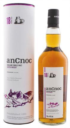 An Cnoc Non Chill Filtered Single Malt Scotch Whisky prijs kopen Single Malt Whisky, Liquid Gold, Scotch Whisky, Gin, Whiskey Bottle, Liquor, Filters, Chill, Drinks