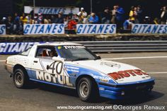 MAZDA Savanna RX-7 - 1981 Spa-Francorchamps 24h (Winner)
