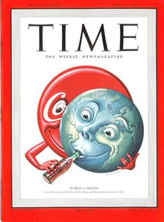 Time cover by the inimitable Boris Artzybasheff, 1950