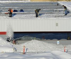 Feature Article for North American Roofing, Buildings.Com reaching Facility Managers. American Roofing, Creative Communications, Facility Management, Public Relations, Outdoor Power Equipment, Buildings, Feature Article, Snow, Winter