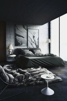 Letu0027s End With This Gorgeous Contemporary Bedroom With A Lot Of Character,  Style And Beautiful Modern Elements That Make This An Outstanding Example  Of ...