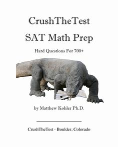 How do you study for SAT's?