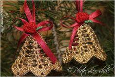 Aspettando Natale: Campanelline Rosse o Oro su ....Temptations....