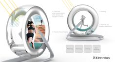 This Treadmill Uses Your Workout To Wash Your Clothes | Co.Exist | ideas + impact