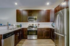 Shaker Cabinets, Kitchen Cabinets, Luxury Apartments, Photo Galleries, Gallery, Home Decor, Decoration Home, Room Decor, Kitchen Base Cabinets
