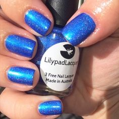 Lilypad Lacquer Oceanic