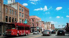 Entdecke die Country Hochburg Nashville, Tennessee auf einer 14-tägigen Südstaaten-Rundreise. (Bild: pixabay.com) #usamietwagentips #usa #nashville