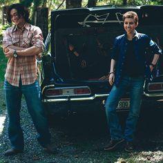 The Hillywood Show | Supernatural Parody | behind the scenes | Black Impala | Hilly Hindi | Osric Chau
