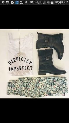 Lovely outfit from Bethany Mota Its perfect!