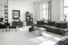 Ingeborg Wolf - Copenhagen Apartment
